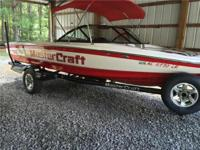 2006 MasterCraft Tournament Team Pro Star 197 Please