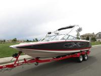 Up for sale is a beautiful 2006 Mastercraft X45 with