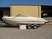 2006 Maxum 2200 SR3 w/ 5.0L MPI Mercruiser and Karavan