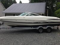 2006 Maxum SR3 2200 22FT inboard/outboard 5.0