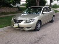 2006 Mazda 3. In Good Condition. Call or Text
