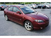 Exterior Color: velocity red mica, Body: s Touring 4dr