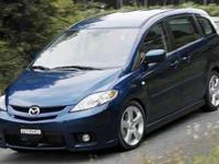 Options:  2006 Mazda Mazda5 Touring|2.3L Mpfi Dohc