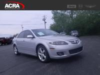 Used 2006 Mazda6, stk # 162135B, key features include: