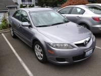 2006 Mazda Mazda6 iSport 4dr Sedan Sedan Black FWD I4