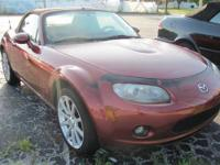 For 2006, The Mazda Miata gets its first top-to-bottom