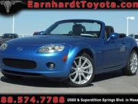We are excited to offer you this zippy 2006 Mazda Miata