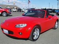 MX-5 Miata Sport, Automatic, Accident Free AutoCheck,