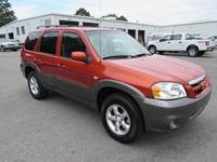 Take command of the road in the 2006 Mazda Tribute! It