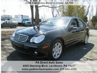 New Mercedes trade , 2006 Mercedes-Benz C280 4matic!!!