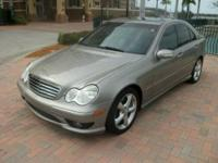 2006 Mercedes-Benz C-Class 4dr Car Sport Our Location