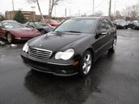 Description 2006 MERCEDES-BENZ C-Class Make: