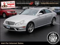 Options:  2006 Mercedes Cls-Class 4Dr Sdn