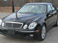 2006 MERCEDES-BENZ E350 4MATIC (ALL WHELL DRIVE)!!!