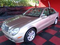 Options:  2006 Mercedes E-Class Come See Our Wide
