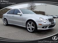 2006 Mercedes-Benz RWD 5-Speed Automatic E-Class 4D