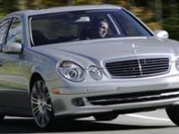This 2006 Mercedes-Benz E55 AMG is a One Owner vehicle
