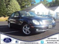 This E class Mercedes is a peaceful, quickly, trusted