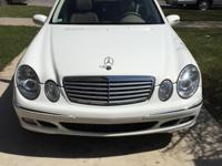 Mercedes-Benz E350 4 wheel drive looks and drives like
