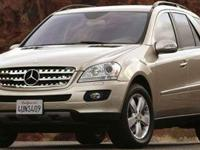 Recent Arrival! 2006 Mercedes-Benz M-Class ML 350