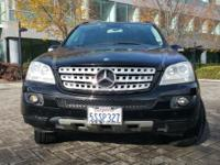 Options:  2006 Mercedes-Benz M-Class Ml 350 Awd 4Matic