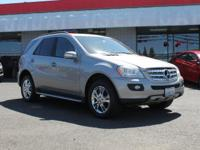 Recent Arrival! 2006 Mercedes-Benz M-Class ML350