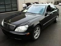NAVIGATION - 4 MATIC AWD - BLACK ON BLACK - FRESH LOCAL