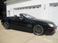 EXCELLENT CONDITION 2006 MERCEDES BENZ S65 AMG HARDTOP
