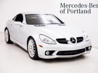 2006 Mercedes-Benz SLK-Class SLK55 AMG 2dr Roadster Our