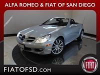 2006 Mercedes-Benz SLK-Class Iridium Silver Metallic