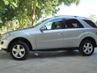 Just noted ... a 2006 single owner Mercedes Benz ML500