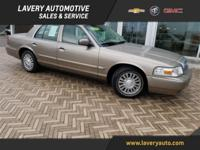 2006 Mercury Grand Marquis LS in Arizona Beige