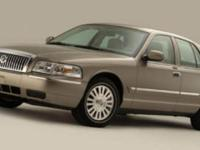 Green 2006 Mercury Grand Marquis LS RWD 4-Speed