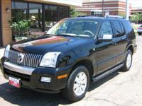 Description 2006 MERCURY Mountaineer 4-Wheel ABS,