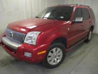 Exterior Color: red, Body: Sport Utility, Engine: 4.0L