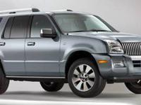 2006 Mercury Mountaineer Premier For