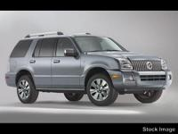 This 2006 Mercury Mountaineer Premier features a backup