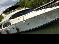 2006 580 MERIDIAN PILOTHOUSE FRESH WATER MOTORYACHT The
