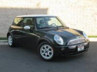 2006 MINI Cooper 2dr Cpe Our Location is: MINI of