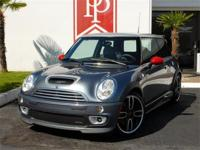 This JCW GP is a 1-owner car in excellent condition,
