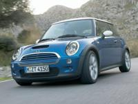 WOW!!! Check out this. 2006 MINI Cooper 1.6L I4 SOHC