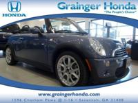 LOW MILES - 4,890! EPA 32 MPG Hwy/25 MPG City! CD