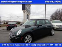 Unbeatable VALUE!! 2006 MINI Cooper Hatchback British