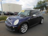 Check out this 2006 MINI Cooper. Our offer of $10,498