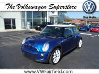 Supercharged! Call ASAP! This 2006 Cooper S is for Mini