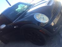 Great blue 2006 Mini Cooper S for sale, asking $5,000