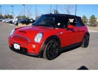 Exterior Color: chili red, Body: Convertible, Fuel: