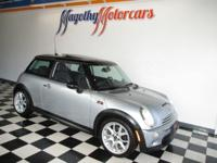 Options:  2006 Mini Cooper Hardtop Here Is A Great