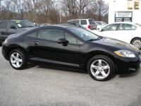 2006 Mitsubishi Eclipse GS, 5 Speed manual, 4 Cylinder,