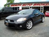 TOP OF THE LINE NEW BODY STYLE 2006 MITSUBISHI ECLIPSE